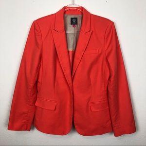 Vince Camuto Coral Career Blazer Jacket Size 14